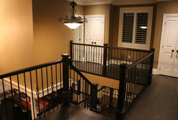 Gooseneck Enzokhan Ltd Stairs Amp Railings